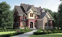 Проектирование коттеджей, особняков, загородных домов