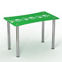 """Скляний стіл """"В'юн"""" ТМ Sentenzo"""