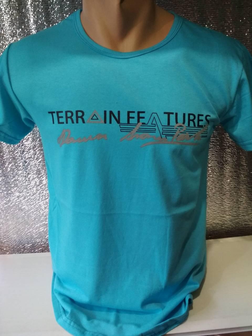 Мужская футболка Турция опт р. M, L, XL, XXL