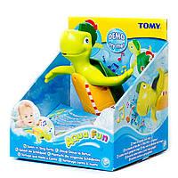 Музыкальная водная Черепашка для ванной Tomy  2712, фото 1