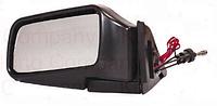 Комплект боковых зеркал с поворотами, универсальные, черные King KL-090LB