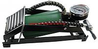 Насос ножной однопоршневой King KP-85