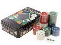 Фишки для покер — 100 шт оптом, фото 1