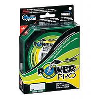 Шнур Power Pro  135m желтый  0.13mm  (18lbs)  8kg