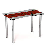 "Стеклянный стол ""Самурай"" ТМ Sentenzo, фото 1"