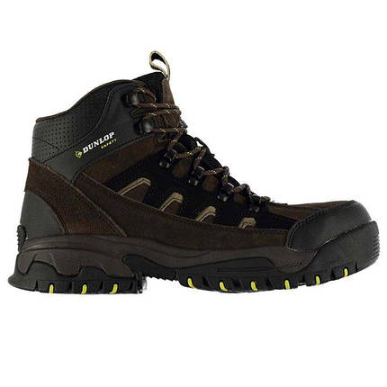 Ботинки Dunlop Safety Hiker Boots Mens, фото 2