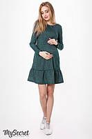 Модное теплое платье для беременных на каждый день Ketty, Юла Мама