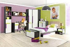 Дитяча кімната Ikar Szynaka Meble