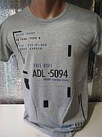 "Мужская футболка ""5094"" Турция опт р. M, L, XL, XXL"