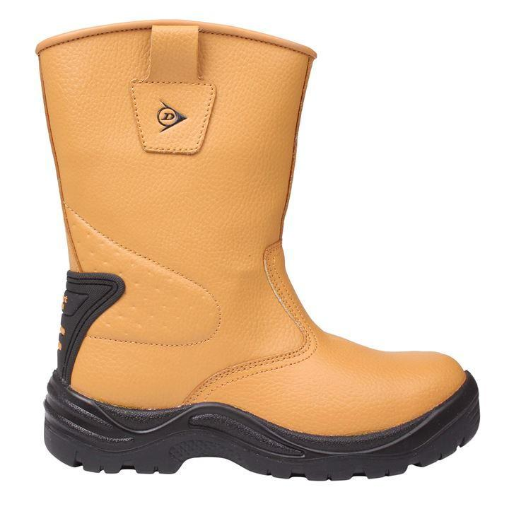 Защитные сапоги Dunlop Safety Rigger Safety Boots Mens