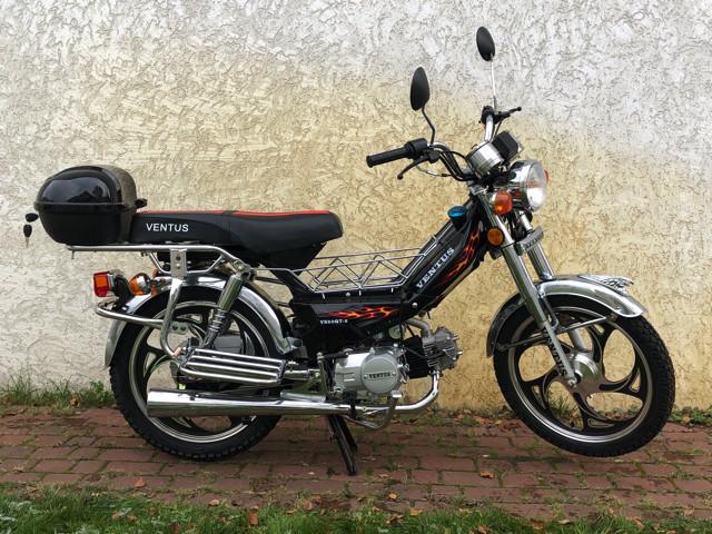 Мопед VENTUS DELTA LUX VS50QT-2 110 см3
