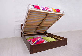 Кровать полуторная Айрис с подъемным механизом, фото 2