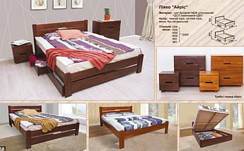 Кровать полуторная Айрис с подъемным механизом, фото 3