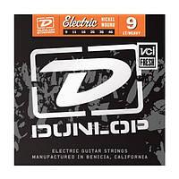 Струны для электрогитары  Dunlop DEN0946 Nickel Plated Steel Light (009-046)