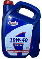 Моторное масло полусинтетика Agrinol (Агринол) Classic 10w40 5л