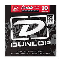 Струны для электрогитары  Dunlop DEN1046 Nickel Plated Medium (010-046)