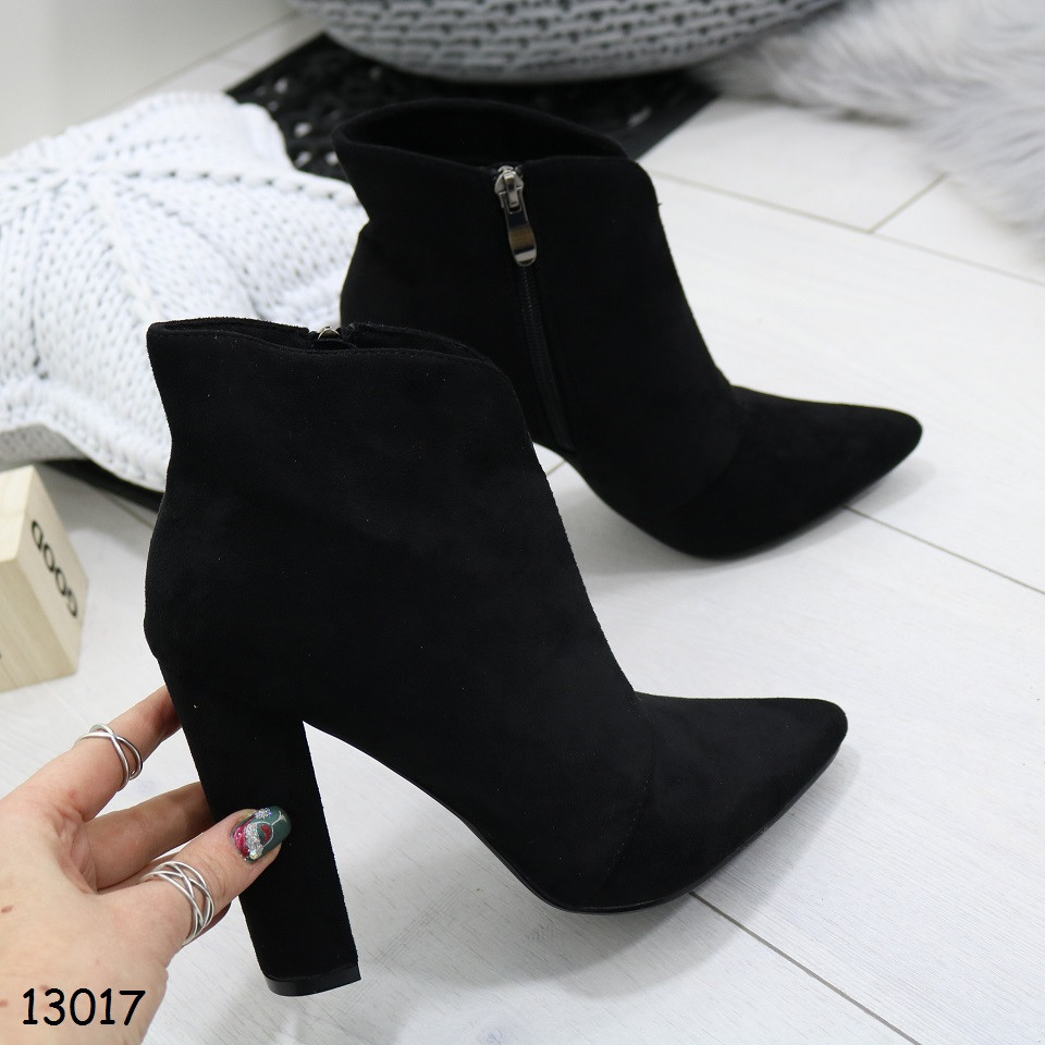 6f2de9eab Ботильоны женские замшевые на каблуке ,женская обувь: продажа, цена ...