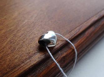 """Подвеска серебряная """"Сердце"""""""