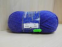 "Пряжа для вязания спицами ""Denim""."