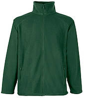 Спортивная кофта Fruit of the Loom Full zip fleece S 38 Темно-Зеленый (062510038S)