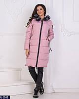 Зимнее пальто Ткань-Плащевка,наполнитель холлофайбер