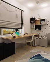 Дизайн  спальни 076, фото 2