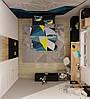 Дизайн  спальни 076, фото 5