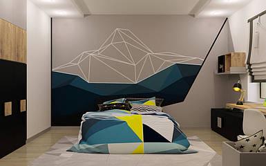 Дизайн  спальни 076