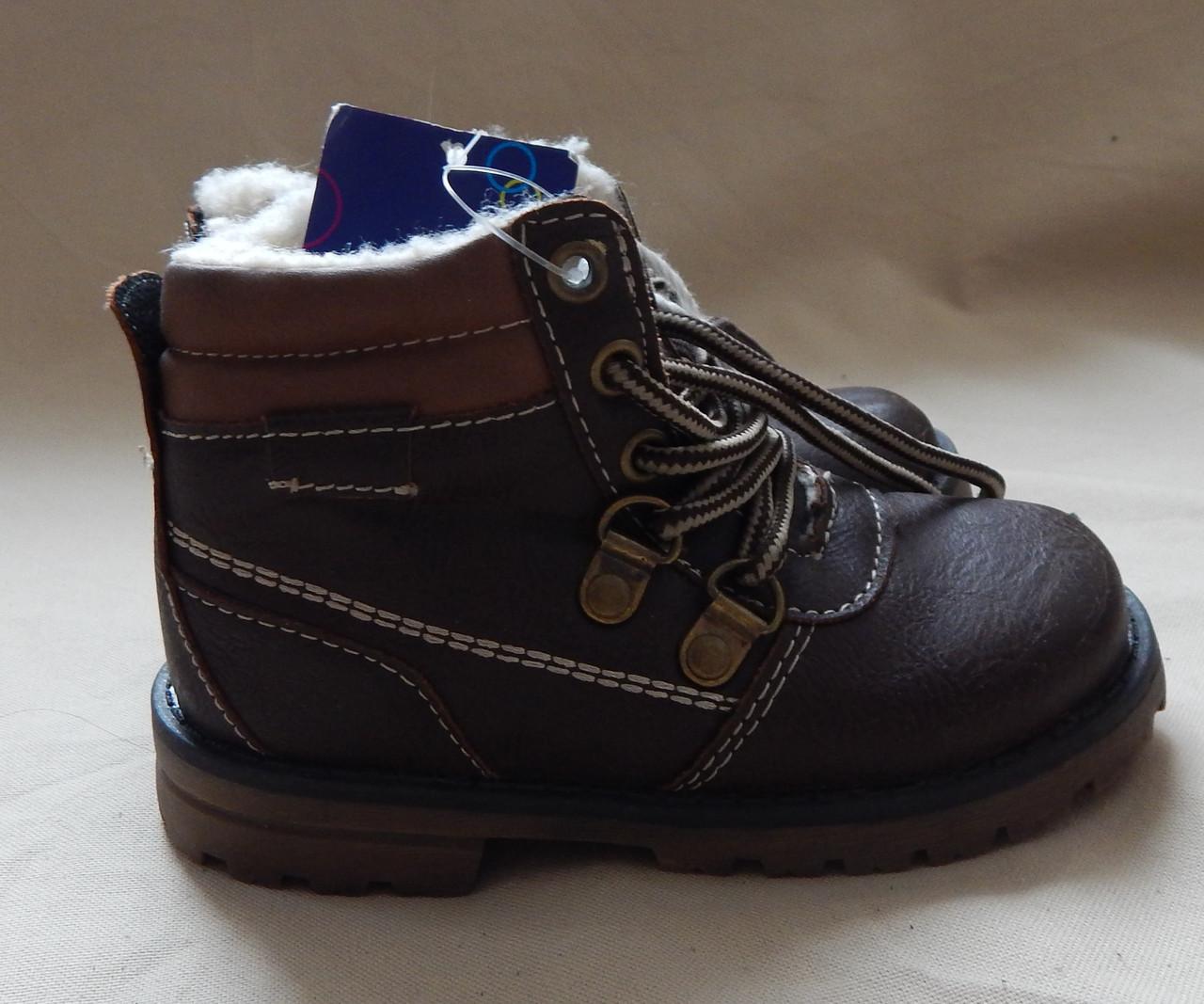 30d40b7cb Детские зимние ботинки Lupilu 24р Сток Германия - ШокоЦены в Киеве