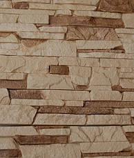 Полиуретановые силиконовые формы Аляска для гипсовой плитки и камня, фото 2