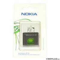 Аккумуляторная батарея Nokia BP-6X (оригинал). Аксессуары для мобильных телефонов.АКБ.
