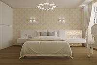 Дизайн спальни Silver rains 3