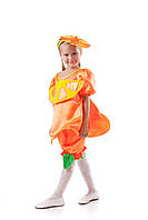 """Детский карнавальный костюм """"Апельсинка"""""""