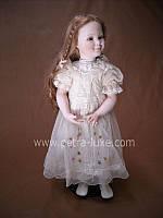 Кукла фарфоровая Gaia