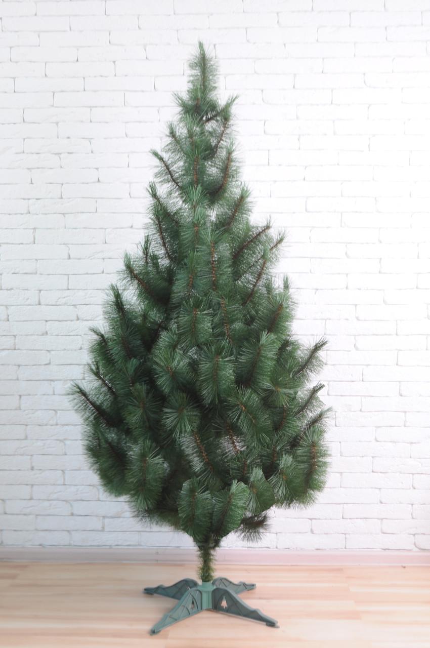 Искусственная сосна 260 см, сосны искусственные, новогодняя елка, сосна зеленая