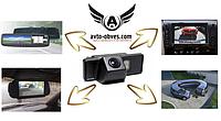 Схема подключения камеры заднего вида