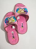 Тапочки женские Подарок, размеры: 36, 38, 39, 40 (тапочки женские, тапочки подростковые)