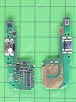 Плата разъема USB Xiaomi Redmi 6A, Оригинал
