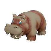 Игрушка для собак Trixie Бегемот с пищалкой 17 см (латекс)