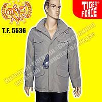 Мужская куртка - френч демисезонный 2XL ( 54RU )