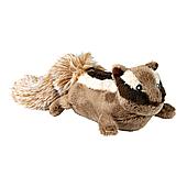 Игрушка для собак Trixie Бурундук с пищалкой 28 см (плюш)