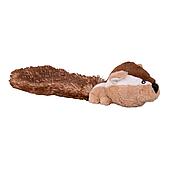 Игрушка для собак Trixie Бурундук с пищалкой 30 см (плюш)