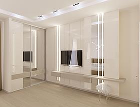 Дизайн  спальни  051, фото 3