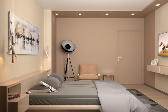 Дизайн спальни Мосса 02, фото 2