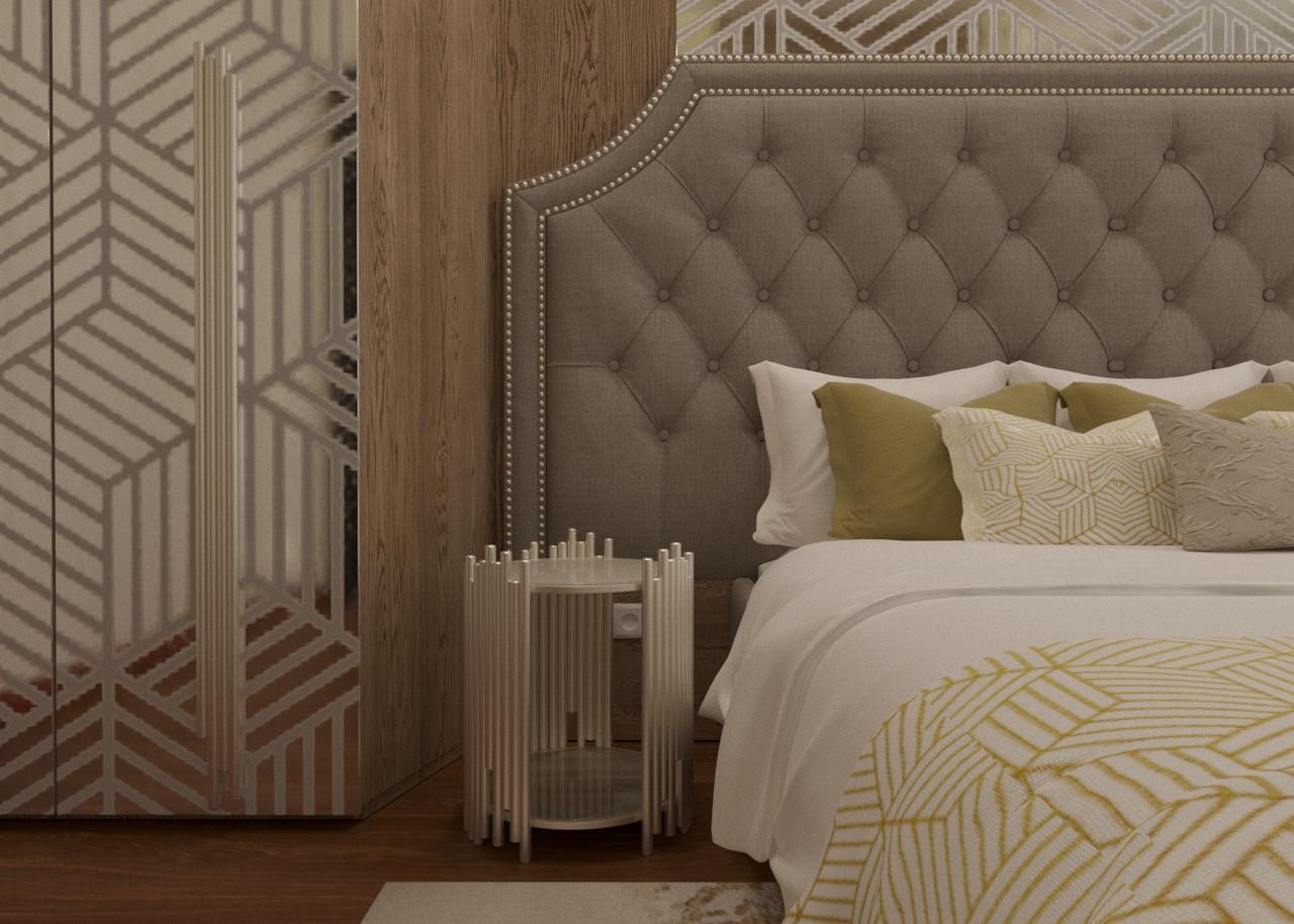 Дизайн спальни 034