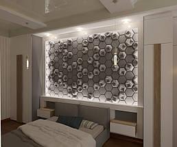 Дизайн спальни 009, фото 3