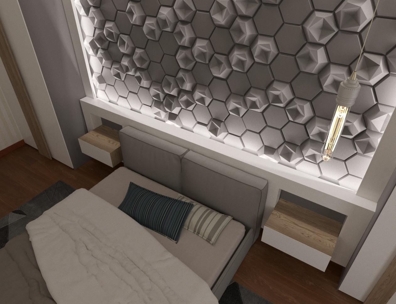 Дизайн спальни 009