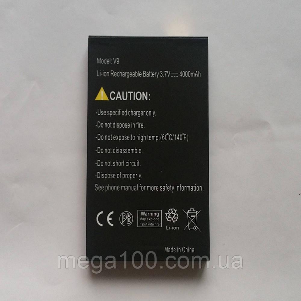 Батарея для смартфона Discovery V9 емкость  4000 мАч