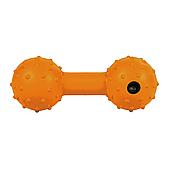 Игрушка для собак Trixie Гантель с колокольчиком 12 см (резина, цвета в ассортименте)