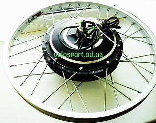 Мотор колесо на 48V/350W (заспицованный)